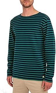 Armor Lux Men's Marinière Houat Héritage T-Shirt