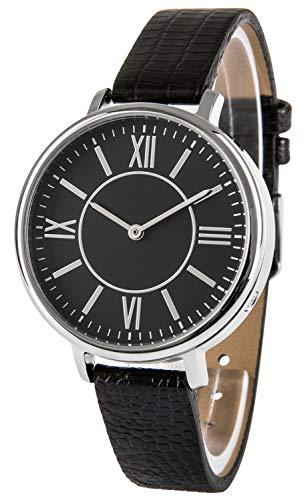 Funk-Armbanduhr Damen, Edelstahl