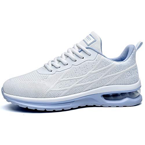 GANNOU Women's Athletic Running Shoes