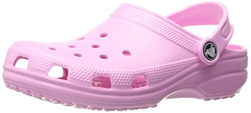 Crocs Kids' Classic Clog, Carnation, 5 M US Toddler