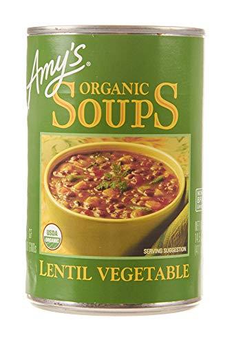 Amy's Organic Lentil Vegetable Soup, 14.5 oz