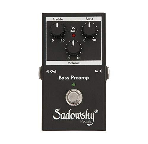 Sadowsky SBP-2 - Preamplificador de bajos