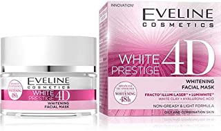 EVELINE WHITE PRESTIGE 4D WHITENING FACIAL MASK 50ML