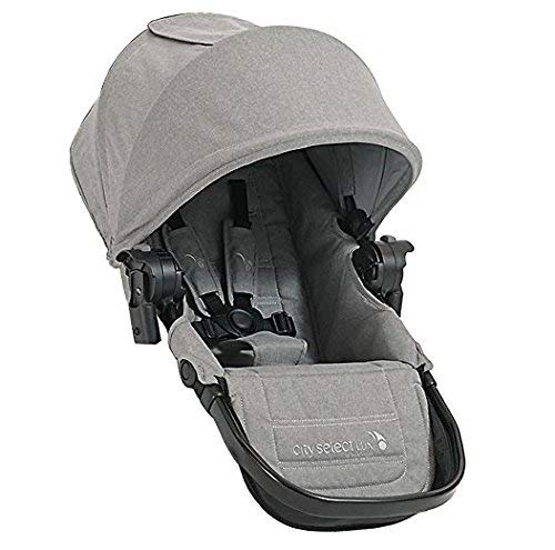 Baby Jogger City Select LUX Second Seat Kit, Slate