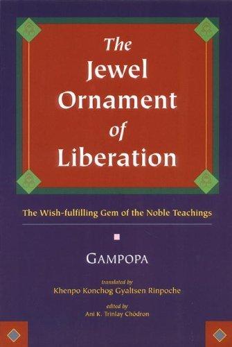 The Jewel Ornament Of Liberation