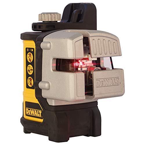 Dewalt DW089K-XJ DW089K-XJ-Láser autonivelante multilínea