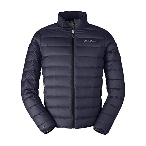 Eddie Bauer Men's CirrusLite Down Jacket, Atlantic Regular XL