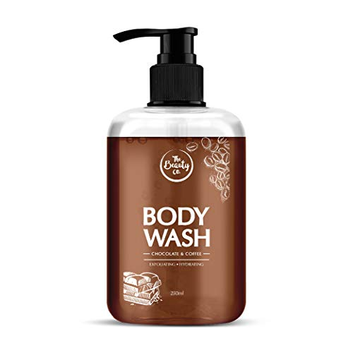 The Beauty Co. Chocolate Coffee Body Wash (250ml) | Made In India