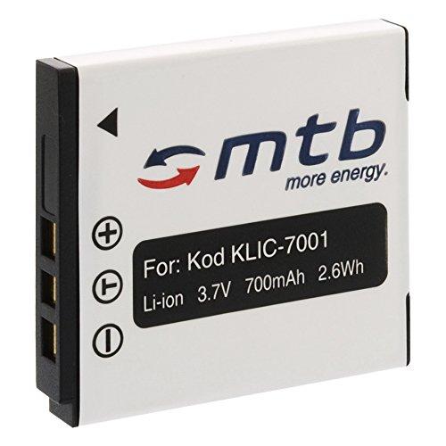 Batería Klic-7001 para Kodak Easyshare M853, M893 IS, M1063