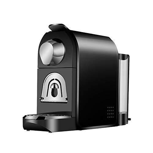 W.zz Intelligente Kaffeemaschine Capsule Typ Vollautomatische Maschine Grinder Programmierbare Intelligente Kontrolle Kraft Haushalt Maschine Grinding Kaffeebohnen Powder Schwarz