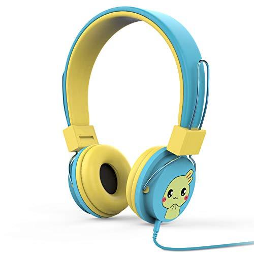 MoKo Auriculares para Niños - Ajustable...