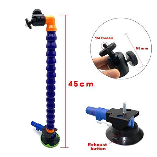NIUHAIQING Saugwagen Dellenfixierer Lift Wartung Delle Saugnapf Typ Reparaturwerkzeug Lack Auto Modell 1 STÜCK/Blau