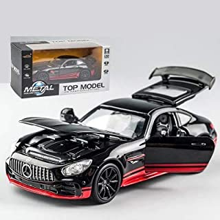 Mercedes AMG GTR Sports Inspired 1:32Pull Back Diecast Alloy Model Toy Car