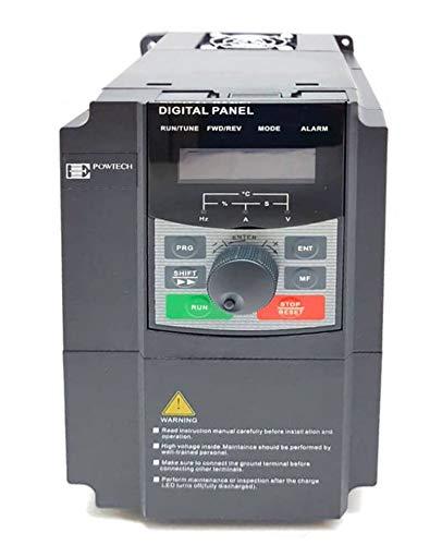 Variador de frecuencia trifásico Powtech 1,5kw/2 cv