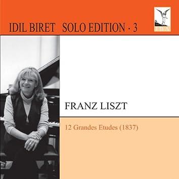 Idil Biret Solo Edition, Vol. 3