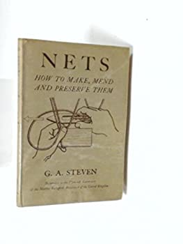 Hardcover Nets : How to Make, Mend and Preserve Them Book