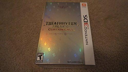 Theatrhythm Final Fantasy Curtain Call: Collector's Edition