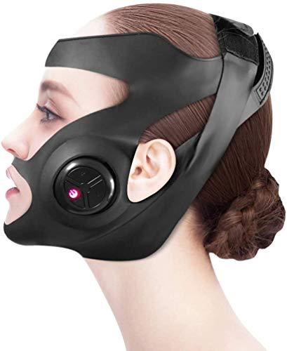 XRR Visage Masque Minceur, Lifting Visage Minceur Ceinture V Visage Joue Lifting Chin Masque Lifting Visage, Visage Naturel Lifting Contre Double Menton Anti-Âge & Visage