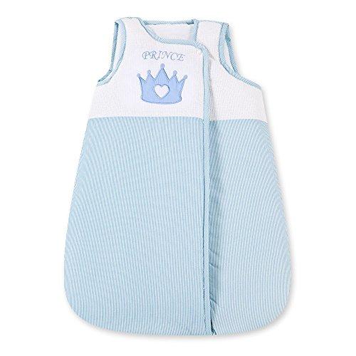 Baby Schlafsack Winterschlafsack/Sommerschlafsack für Jungen und Mädchen 70cm, Modelle:Prince