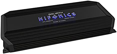 Hifonics GA-4000.1D Goliath(r) Series Monoblock Super D-Class(tm) Amp (4,000 Watts)