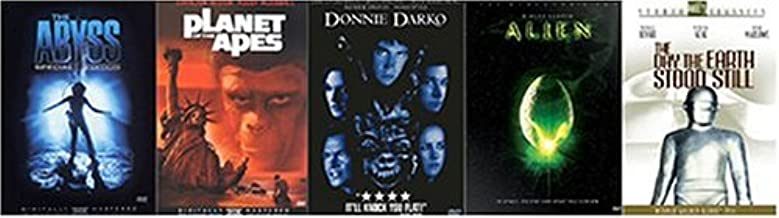 Best of Fox Sci-Fi Bundle The Day the Earth Stood Still / Donnie Darko / Alien - The Director's Cut The Abyss Planet of the Apes