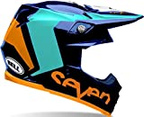 Bell Moto-9 Flex Seven Rogue Casco Motocross