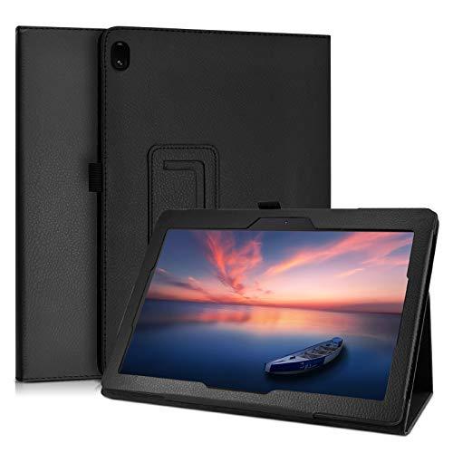KATUMO Hülle für Lenovo Tab E10 10.1 Zoll mit Pen Halter Schutzhülle Lenovo Tab E10 TB-X104F Folio Hülle Tablet Tab E10 Book Cover