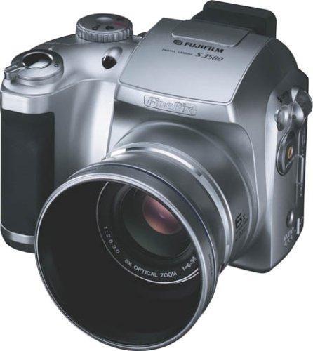 FujiFilm FinePix S3500 Digitalkamera (4 Megapixel)