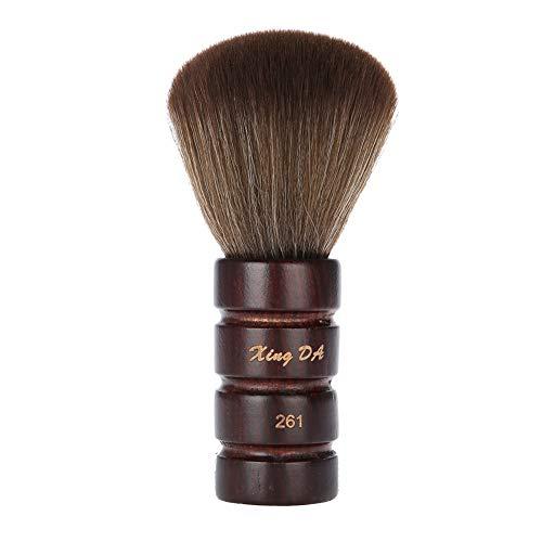 Cepillos para el cuello, cepillo suave para peinar, peinado del cabello, peluquería, peinado(Bois de poirier)