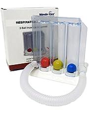 3Ball Spirometer–esercitatore respiratorio/Spirometro incentivante con 3bolas