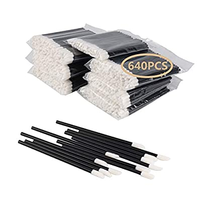 640PCS Disposable Lip Brushes