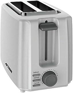 Aftron 2 Slice Toaster, White - AFT0220N