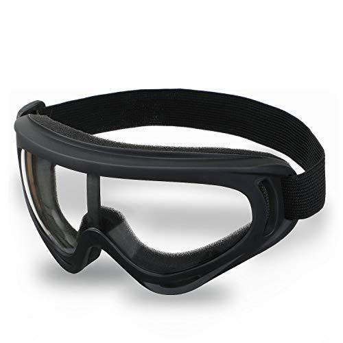 occhiali antivento ENJOHOS sigillata completa antivento anti nebbia occhiali di sicurezza occhiali di protezione spruzzi e resistente agli urti Goggle
