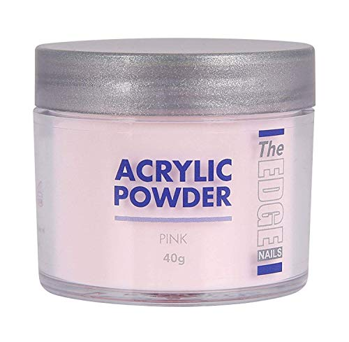The EDGE Acrylic Powder, Pink 40 g