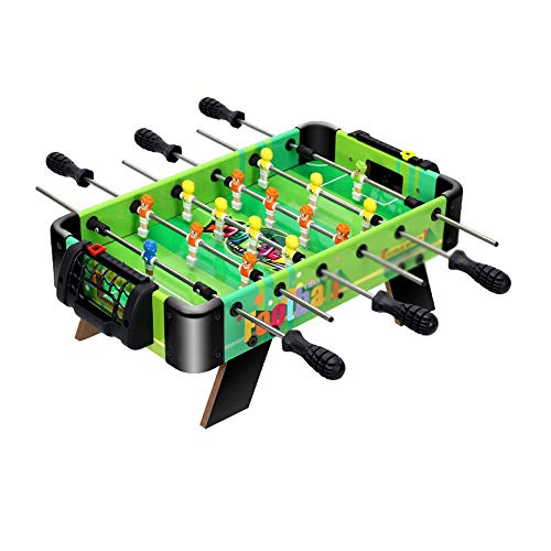 Buy Bargain Table Football Standing Football Table Indoor Fussball Soccer Game Finish Kids Family Ga...