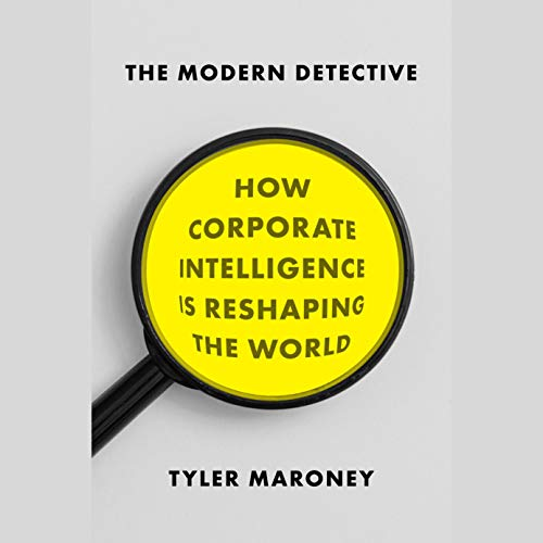 The Modern Detective cover art