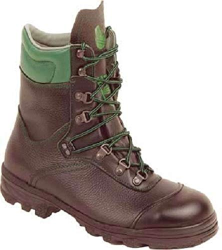 Schnittschutzstiefel Sicherheitsschuhe Stiefel Arbeitsschuhe Forst, 25-2523-, Größe: 43