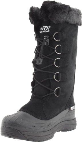 Baffin Women's Judy Snow Boot,Black,6 M US