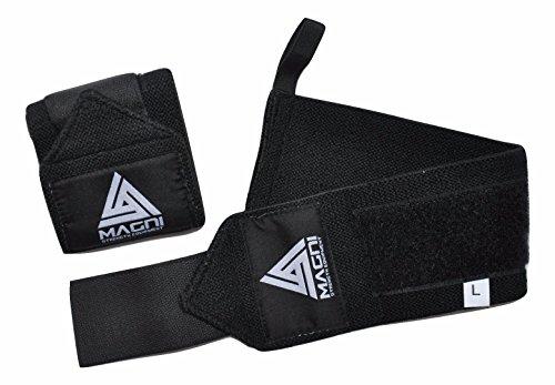 Magni Strength Equipment Muñequeras