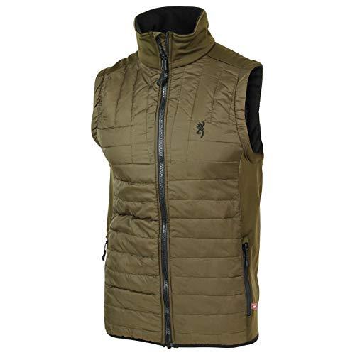 Browning vest XPO Coldkill Primaloft heren donkergroen