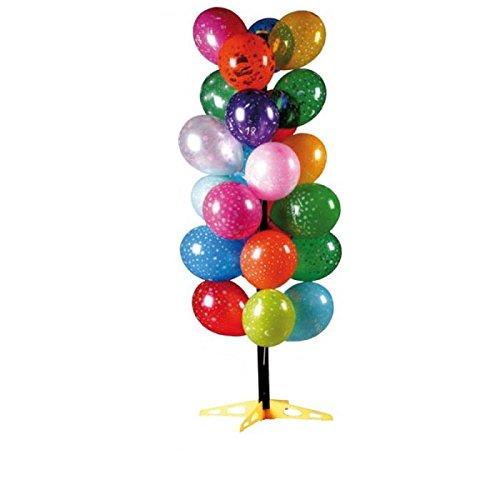 Arbre A Ballons Plastique (Pour 24 Ballons) 1.75 M *Vendu Sans Tige*
