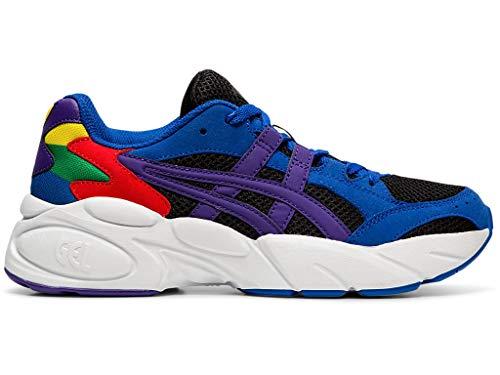 ASICS Tiger Women's Gel-BND Running Shoes, 9M, Black/Gentry Purple