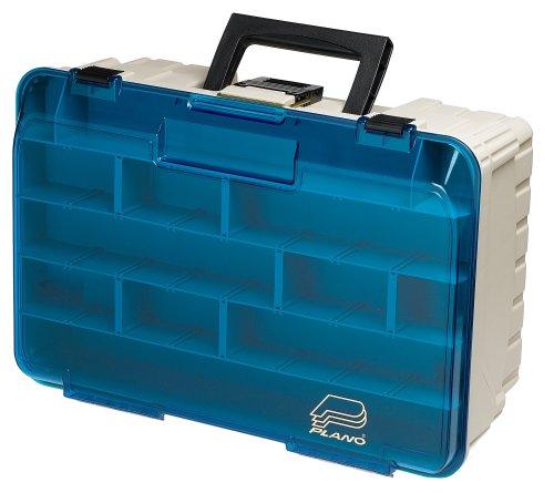 Plano Two Level Magnum 3500 Tackle Box, Beige, 1 Stück