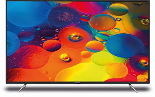 Strong SRT 49UB6203 123 cm (49 Zoll) Ultra-HD-Smart-TV Fernseher (UHD, 4K, HDR, Triple Tuner, Hotelmodus, Netflix) schwarz