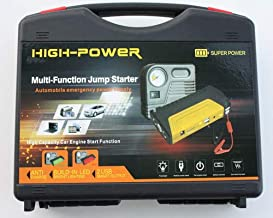 Powerful Jump starter 16800 mAh with air compressor
