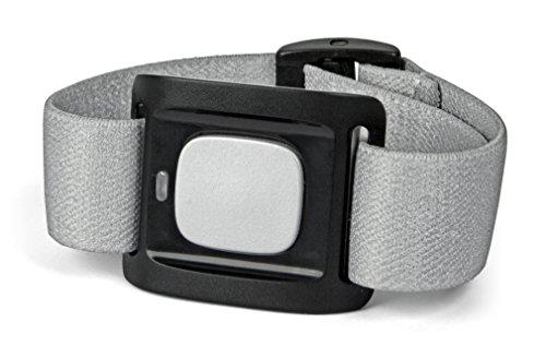 Doro 3500 Alarmtaster (geeignet für Secure 580, 5516, 6050, 8031, 8035, 8040, Liberto 825) silber/schwarz