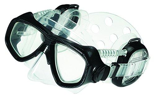 IST ProEar 2000 Tauchmaske Taucherbrille mit Ohrenschutz