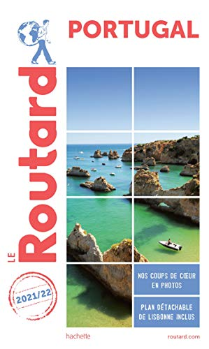 Guide du Routard Portugal 2021 22