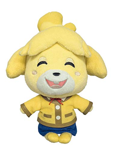 Animal Crossing Plush Isabelle (S) Smile Version All Star Collection