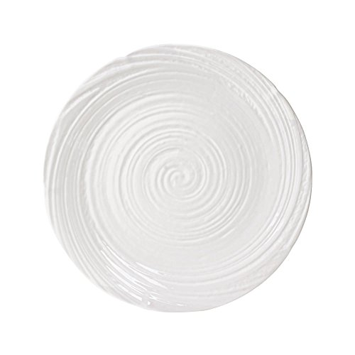 TABLE PASSION - ASSIETTE A DESSERT 21 CM SPYRAL ( Lot de 6 )